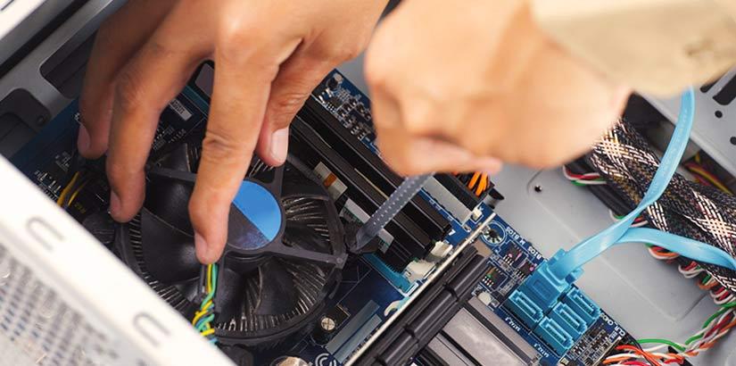 Замена кулера в компьютере