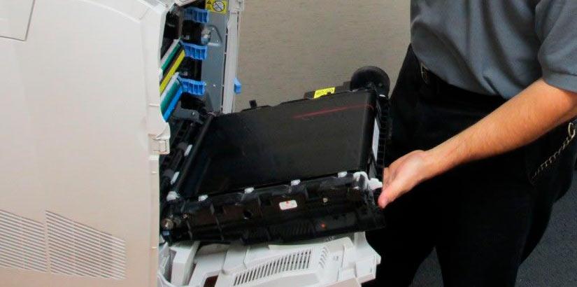 Ремонт принтеров Hewlett-Packard