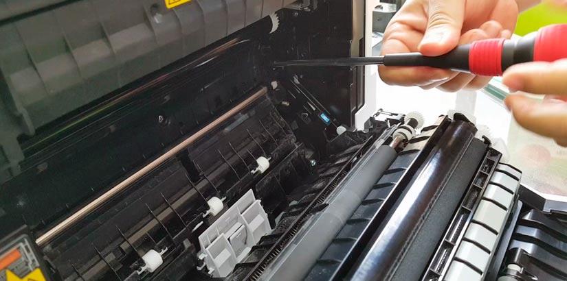 Работы по ремонту kyocera