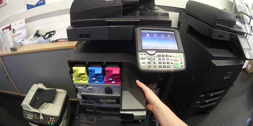 Kyocera принтер ремонт
