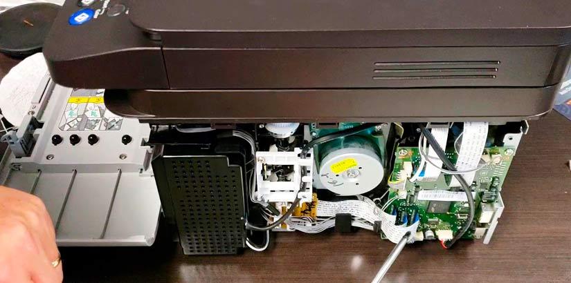ремонт принтера Самсунг