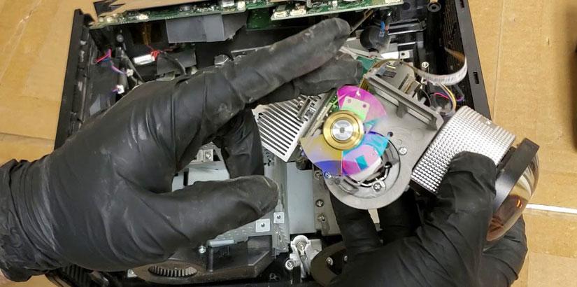 Проектор ремонт